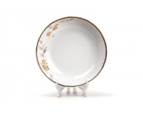 Tunisie Porcelaine Zen Belle epoque 2130 набор глубоких тарелок 23 см. на 6 персон