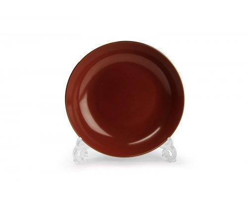 Tunisie Porcelaine Monalisa Rainbow Or 3126 набор глубоких тарелок на 6 персон