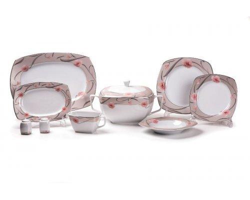 Tunisie Porcelaine Oasis Rosanna 1569 столовый сервиз на 6 персон 24 предмета