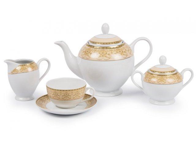 Сервиз чайный на 12 персон 27 предметов TIFFANY OR