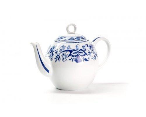 Чайник заварочный 1 л Tunisie Porcelaine Синий Лук 1313