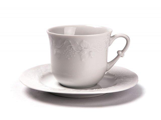 Чайная пара Tunisie Porcelaine Vendange Чайная пара 200 мл
