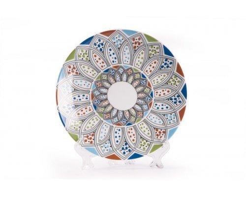 Tunisie Porcelaine Восточный декор 2094 тарелка восточная, 21см