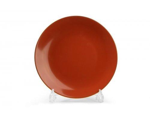 Tunisie Porcelaine Monalisa Rainbow Or 3127 набор тарелок 27 см. на 6 персон