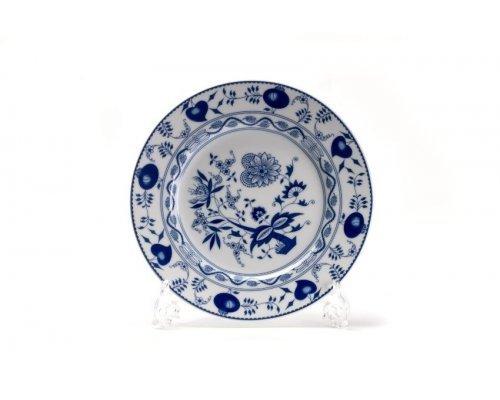 Блюдо для презентаций Д32см Tunisie Porcelaine Синий Лук 1313