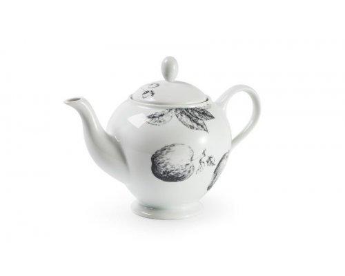 Чайник заварочный Black apple 2241 Tunisie Porcelaine 1.2 л