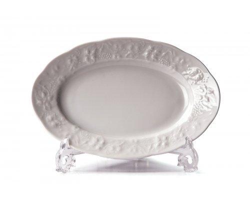 Tunisie Porcelaine Vendange Блюдо овальное маленькое, 24 см, 6шт/уп
