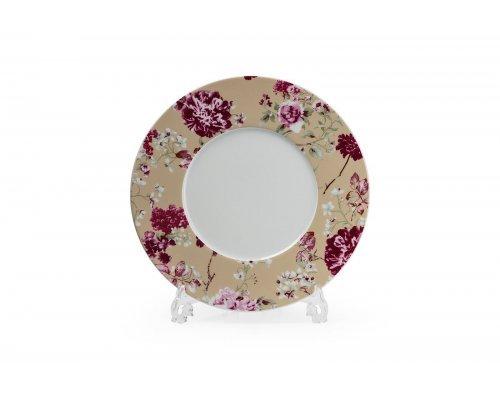 Набор плоских тарелок 27 см. (6шт) Tunisie Porcelaine Mimosa Liberty 2150