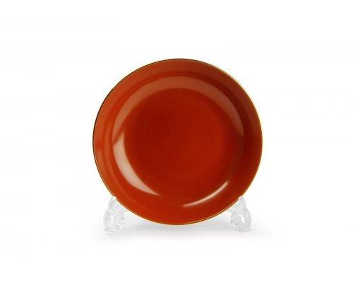 Tunisie Porcelaine Monalisa Rainbow Or 3127 набор глубоких тарелок на 6 персон