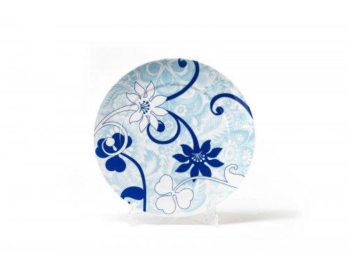 Блюдо для презентаций, Д32см Tunisie Porcelaine Mimosa Bleu Sky 2230