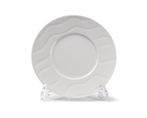 Tunisie Porcelaine Vagues Тарелка рифленая обеденная 27 см