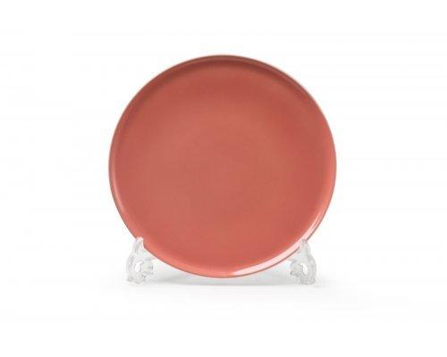 Тарелка 27см Tunisie Porcelaine Yaka rose 2228