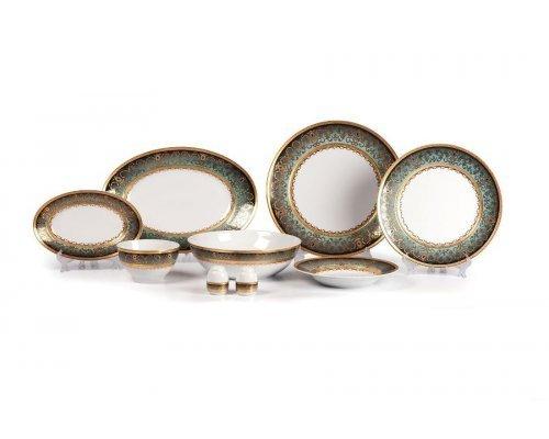 Виды тарелок для сервировки стола
