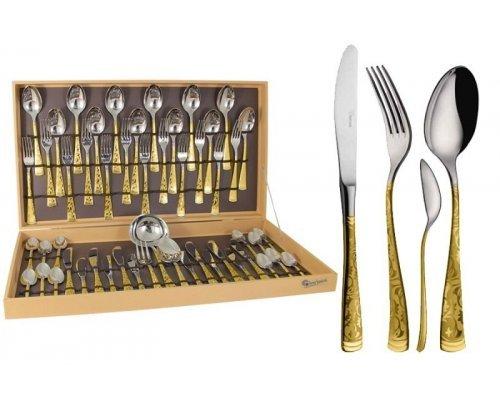 Набор столовых приборов из 51 предмета Dubai Oro Giorinox