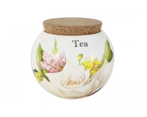 Банка для сыпучих продуктов (чай) Фреско Ceramiche Viva