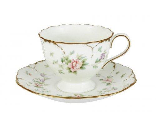 Чашка с блюдцем Воспоминание Narumi