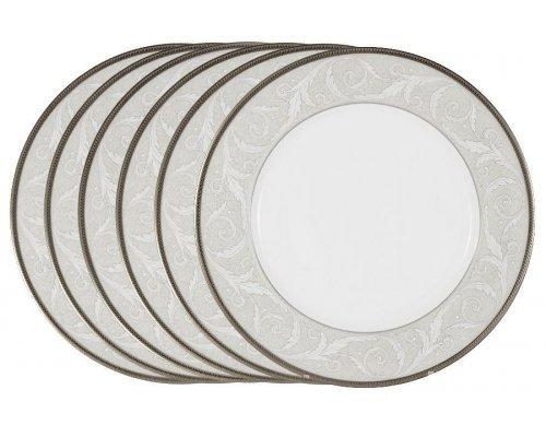Набор из 6 обеденных тарелок Ноктюрн Narumi