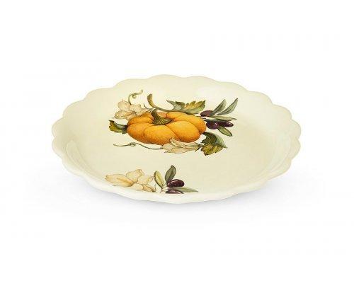 Тарелка закусочная Тыква Nuova Cer