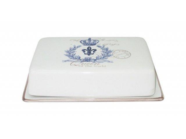 Масленка LF Ceramic Королевский