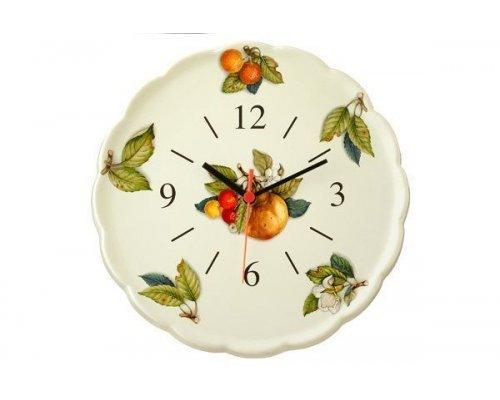Часы настенные Итальянские фрукты Nuova Cer