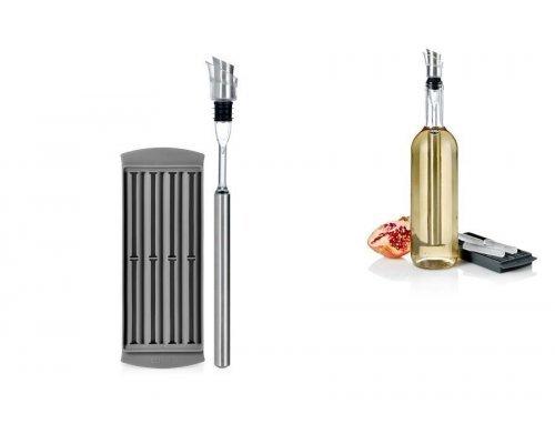 Многофункциональная воронка для вина (6 функций) AdHoc, серия ICEPOUR