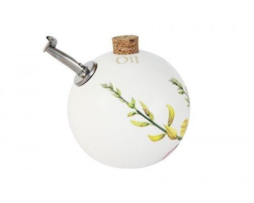 Бутылка для масла (круглая) Фреско Ceramiche Viva