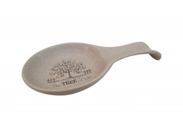 Ложка-подставка Дерево жизни Terracotta