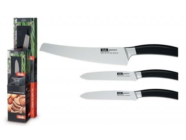 Набор ножей для завтрака Fissler серия Passion, 3пр.