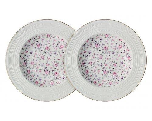 Набор из 2-х суповых тарелок Стиль Colombo