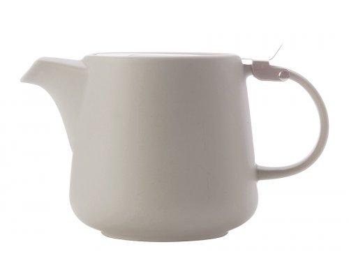 Чайник с ситечком Maxwell & Williams Оттенки (серый) в индивидуальной упаковке