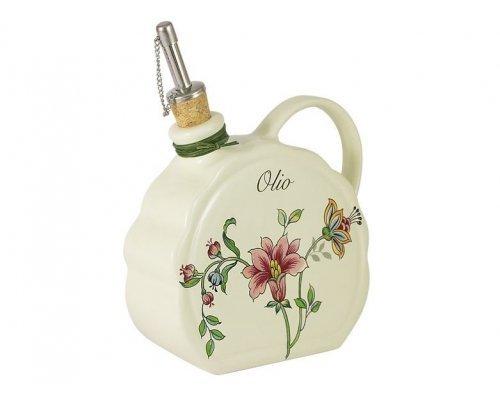 Емкость для масла 18см Прованс Nuova Ceramica s.n.c.