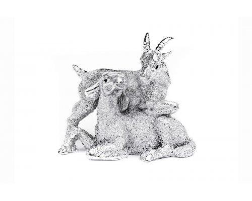 Статуэтка Gamma Козочка и овечка