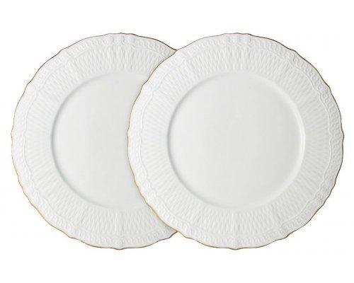 Набор из 2-х обеденных тарелок Бьянка Colombo