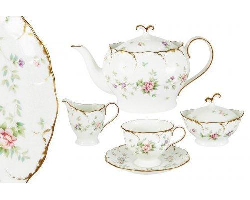Чайный сервиз из 17 предметов на 6 персон Воспоминание Narumi