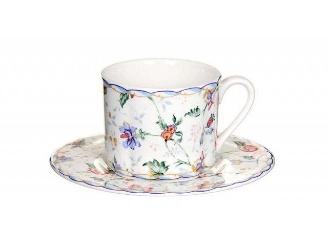 Чашка с блюдцем Букингем IMARI 0,2 л