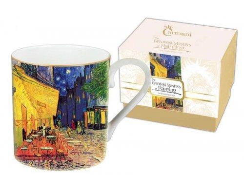Кружка Carmani Ночная терраса кафе (Ван Гог)