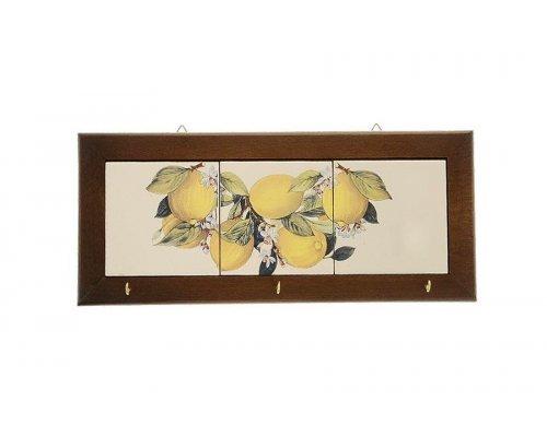 Вешалка для полотенец Итальянские лимоны LCS