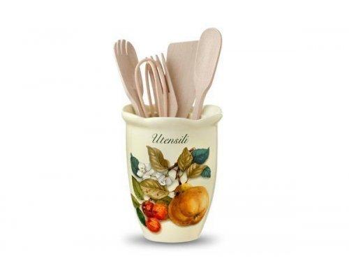 Подставка под кухонные инструменты Итальянские фрукты Nuova Cer