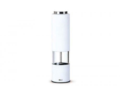 Автоматическая мельница для соли/перца AdHoc, серия TROPICA, белый