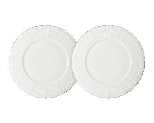 Набор из 2-х десертных тарелок Бьянка Colombo