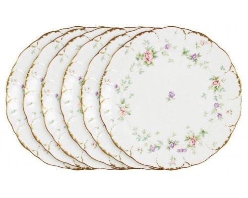 Набор из 6 обеденных тарелок Воспоминание Narumi
