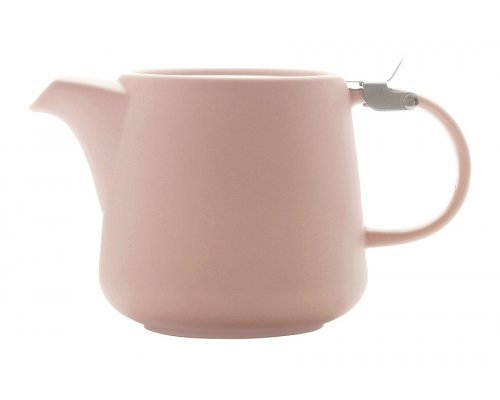 Чайник с ситечком Maxwell & Williams Оттенки (розовый) в индивидуальной упаковке