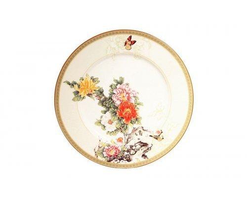 Тарелка Японский сад IMARI