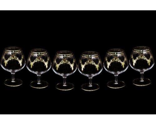 Набор: 6 бокалов для коньяка Валлетта Same