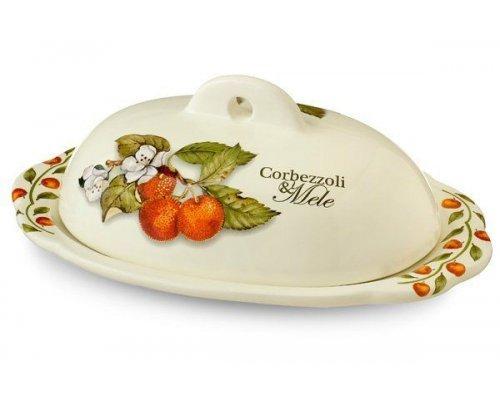 Маслёнка Итальянские фрукты Nuova Cer
