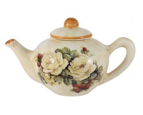 Чайник LCS Роза и малина