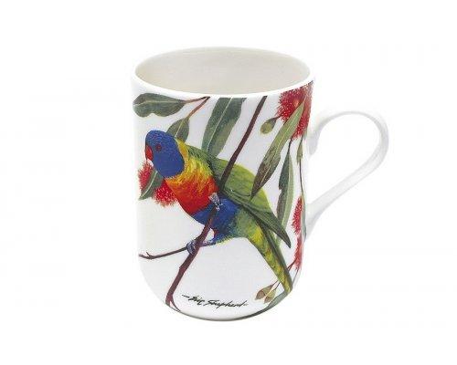 Кружка Maxwell & Williams Птенцы Радужного Лори в подарочной упаковке
