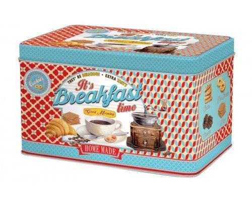 Банка для печенья Завтрак Easy Life (R2S)