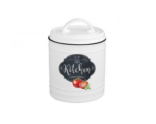 Банка для сыпучих продуктов Кухня в стиле Ретро Easy Life (R2S), малая, без индивидуальной упаковки