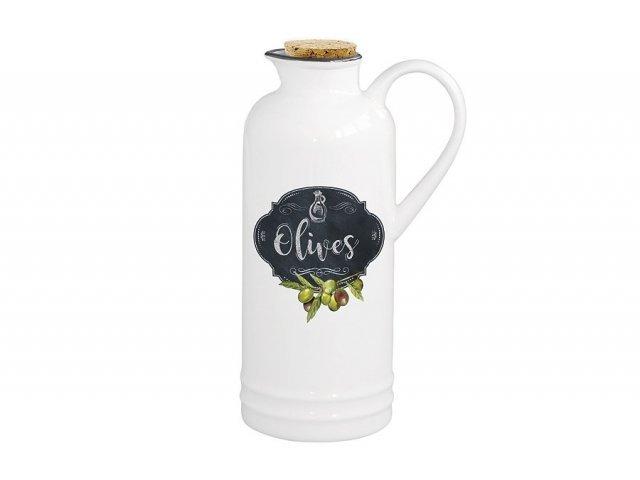 Бутылка для масла Кухня в стиле Ретро Easy Life (R2S) без индивидуальной упаковки
